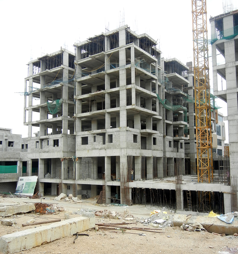Newly Constructed Apartments Hyderabad