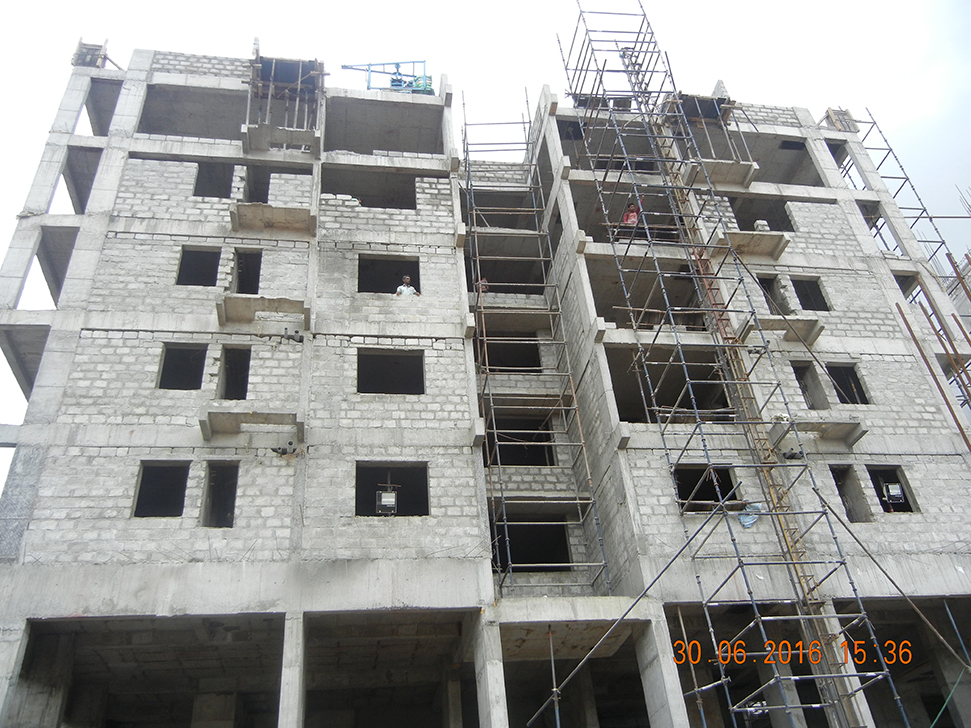 Newly Constructed Flats Sales