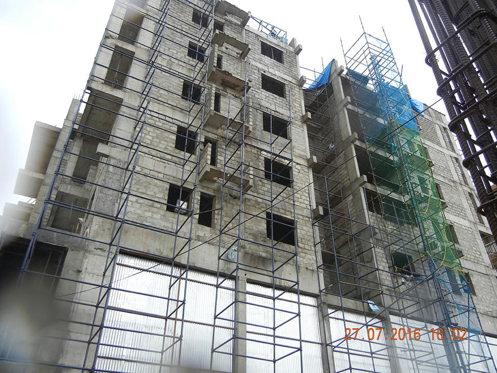 Newly Constructed Apartments