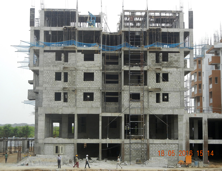 Residential Flats in Gachibowli Hyderabad