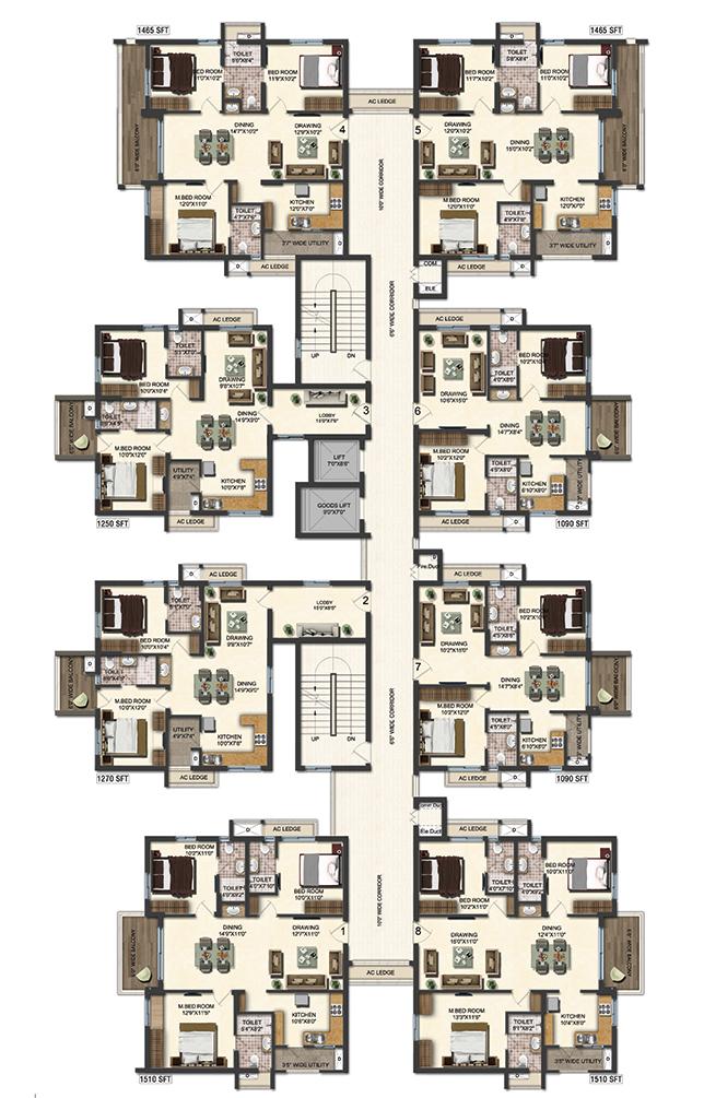 Vastu compliant house plans for free house design plans for Vastu compliant house designs